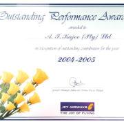 JET-AIRWAYS-2004-2005-OUTSTANDING-ACH