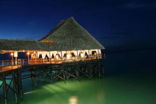 5 star  Diamonds Gemma Dell Est - Zanzibar 7 Nights