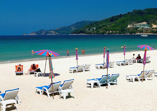 4 star  Seaview Patong Hotel -Phuket - Kids Stay Free (7 Nights)
