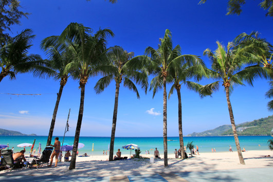 4 star  Patong Beach Hotel - Phuket - Schools Out- (7 Nights)