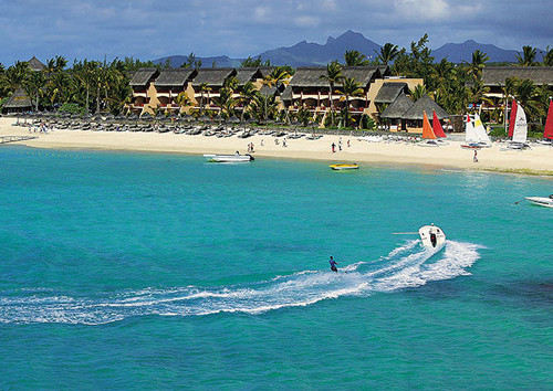 5 star  Constance Belle Mare Plage - Mauritius 7 Nights