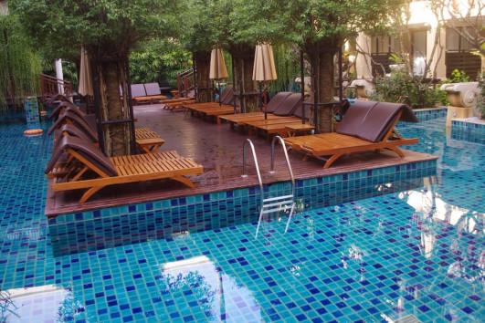 4 star  Burasari Resort Boutique Hotel - Phuket (7 Nights)