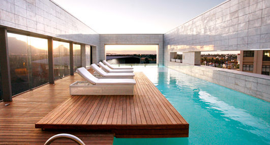 5 star  Cape Town Marriott Hotel Crystal Towers - Winter Sale - (2 Nights)
