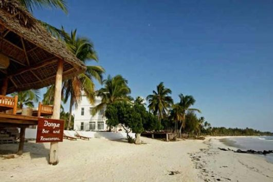 (December Deals) 3 star  Dongwe Ocean View Hotel - Zanzibar 7 Nights