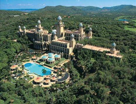 5 star  The Palace - Sun City  (Weekend)(2 Nights)