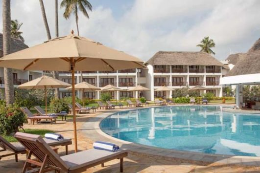 4 star  Doubletree by Hilton Nungwi Resort - Zanzibar 7 Nights