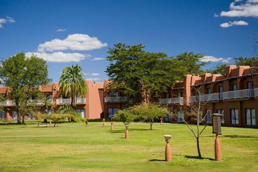 4 star  AVANI Victoria Falls Resort - Zambia - 3 Nights