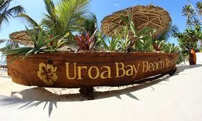(Easter Deal) 3 star  Uroa Bay Beach Resort - Zanzibar 7 Nights