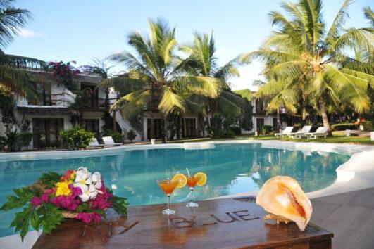 3 star  My Blue Hotel - Zanzibar - 7 Nights