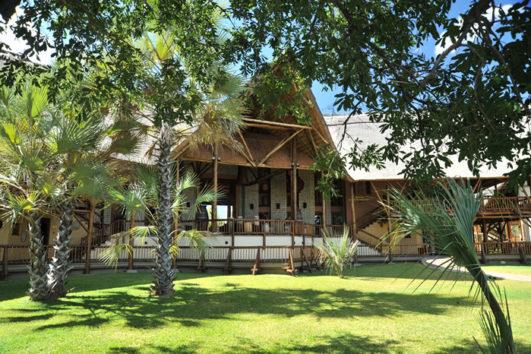 4 star  aha The David Livingstone Safari Lodge and Spa - Zambia - 3 Nights