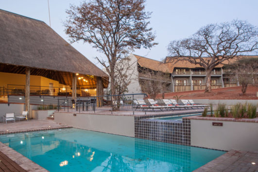 4 star  Chobe Bush Lodge - Botswana - 2 Nights
