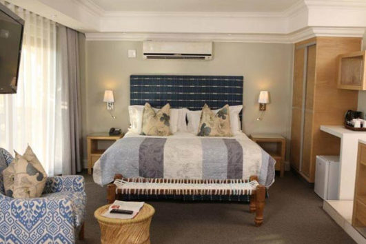 4 star  Jozini Tiger Lodge and Spa - Near Pongola (2 Nights)