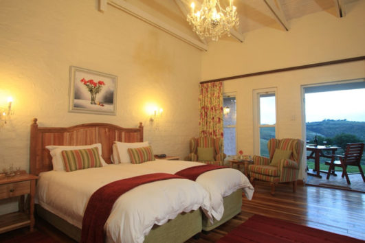 4 star  Zuurberg Mountain Village - Near Addo Elephant National Park (2 Nights)