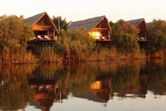 4 star  Chobe Water Villas - Namibia - 3 Nights