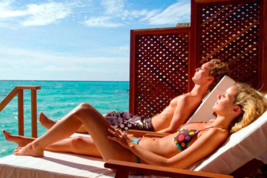 4 star  Adaaran Select Hudhuranfushi- Maldives (7 Nights )