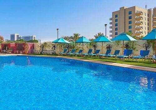 3 star  Arabian Park Hotel - Dubai (5 Nights)