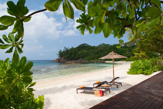 4 star  Avani Barbarons Resort and Spa - Seychelles Mahe - Breakfast Only (7 Nights)