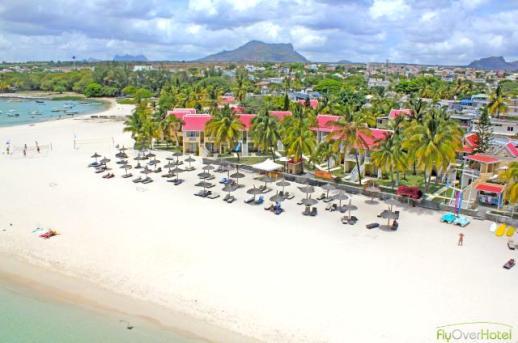 3 star  Plus Villas Caroline Beach Hotel - Mauritius - 7 Nights