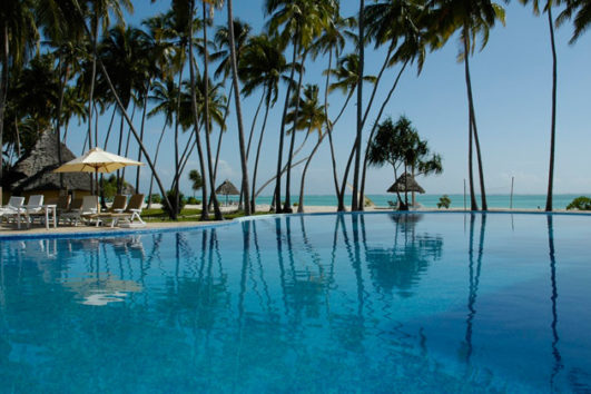 (December Holidays)  4 star  Ocean Paradise Resort and Spa - Zanzibar 7 Nights