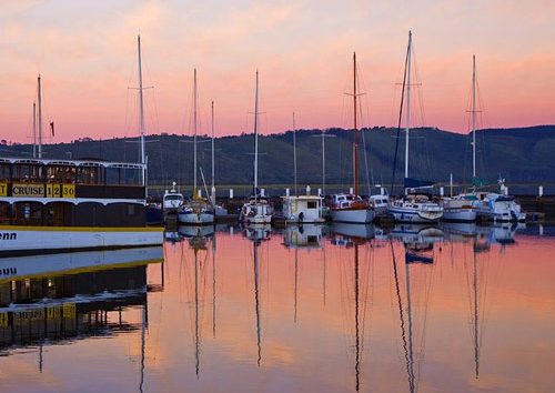 4 star  Protea Hotel by Marriott Knysna Quays - (3 Nights)