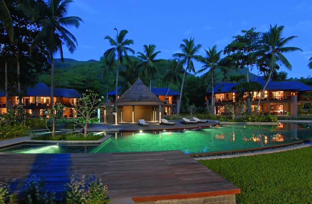 Hotel Villa De Mer Praslin Seychelles