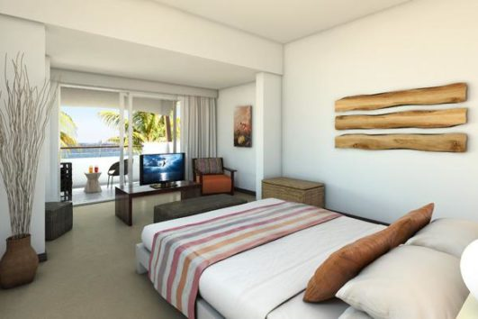 (December Package) 3 star  Recif Attitude (Adult Only) - Mauritius - 7 Nights