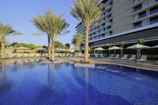 3 star  Park Inn by Radisson Abu Dhabi Yas Island (4 Nights)