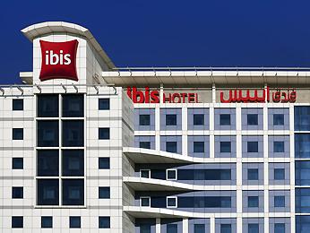 3 star  Ibis Dubai Al Barsha Hotel - Dubai (4 Nights)