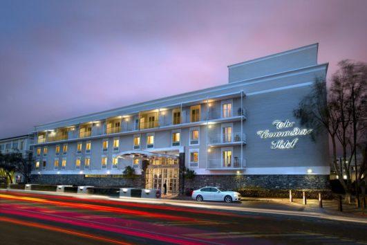 The Commodore Hotel - VandA Waterfront (2 Nights)