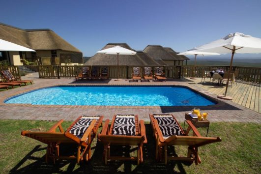 4 star  Whalesong Hotel and Hydro - Plettenberg Bay (2 Nights)