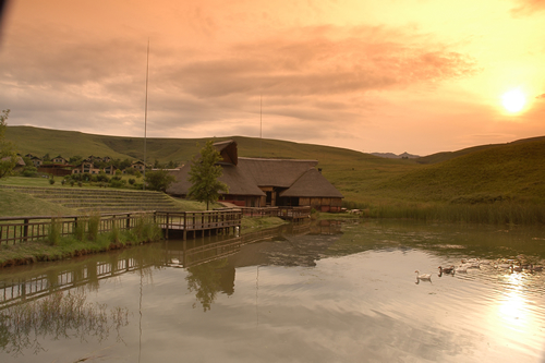 Alpine Heath Resort - Central Drakensberg (Mid week) (2 Nights)