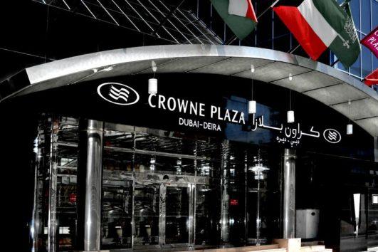 5 star  Crowne Plaza Dubai Deira - 4 Nights