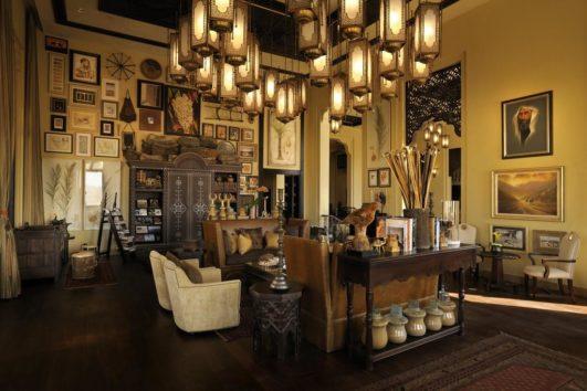 5 star  Qasr Al Sarab Desert Resort by Anantara - Abu Dhabi (4 Nights)