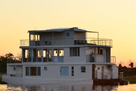 Chobe Princess and Chobe Bush Lodge - 4  Nights Combo