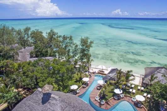 5 star  Tulia Zanzibar - Ultimate Luxury Hotel - 7 Nights