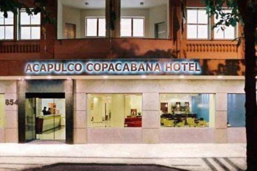 Acapulco Copacabana Hotel - Hotel Only