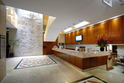 Novotel Rio de Janeiro Copacabana Hotel - Hotel Only