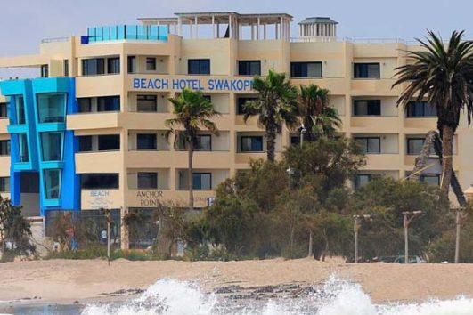 3 star  Beach Hotel Swakopmund - Namibia 3 Nights