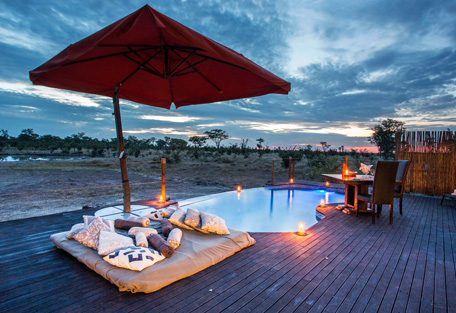 5 star Camp Kuzuma- Botswana - 2 Nights