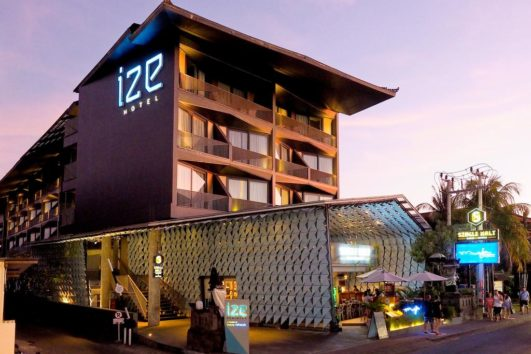 Easy Golf Package - Ize Seminyak - 6 Nights - Bali
