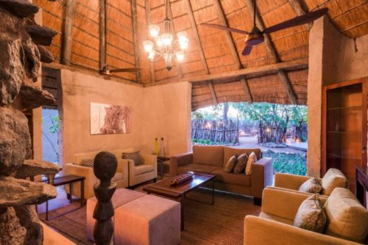 The Blue Train and Makalali Private Game Lodge - River Lodge - 3 Nights