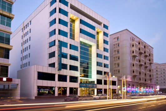 4 star  Four Points by Sheraton Downtown Dubai - 3 Nights