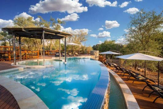 The Blue Train and Makalali Private Game Lodge - Main Lodge - 3 Nights